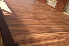 Timber Decking Walkley Heaights
