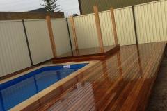 Pool Deck in Adelaide