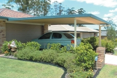 Single carports Adelaide