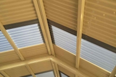 steel pergola with skylights adelaide