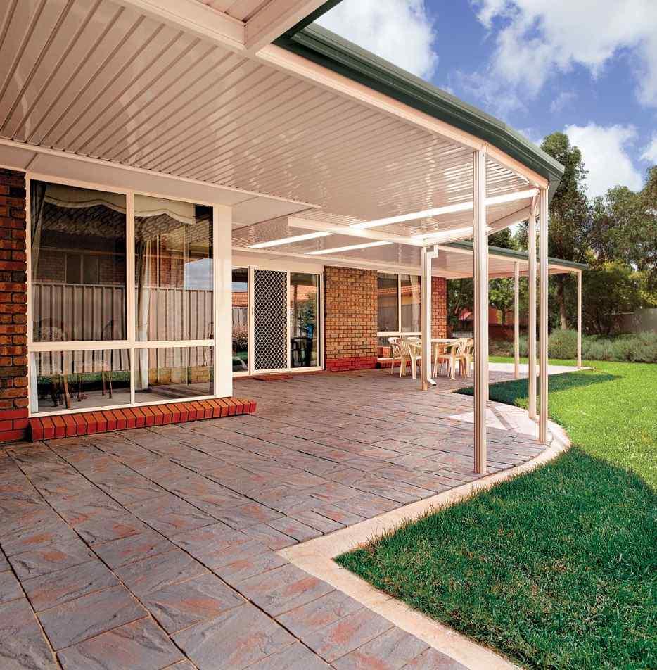 Flat Deck Design Ideas: Superb Pergola N Decks Adelaide